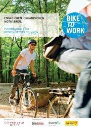 promoguide für koordinatoren/-innen engagieren ... - Bike to work
