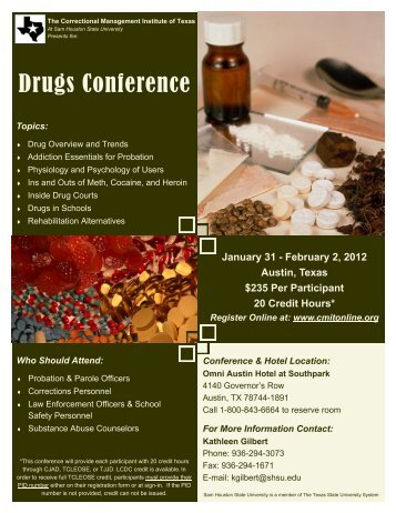 Drugs Conference
