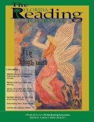Winter 2011 - Florida Reading Association