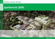 jaarbericht_2009 - Mca