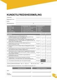PDF blanket til udfyldning - Byggeriets Evaluerings Center
