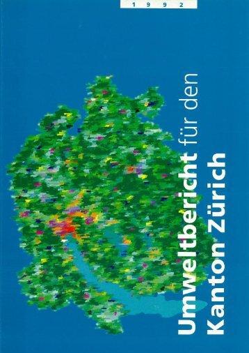 Umweltbericht 1992 komplett (PDF, 8 MB) - Koordinationsstelle für ...