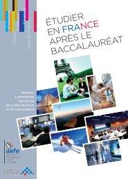 Etudier en France après le Baccalauréat - Lycée Français de Valence