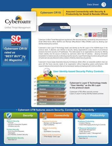 Cyberoam cr200i datasheet.