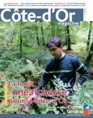 Juin 2011 en PDF - Conseil Général de la Côte-d'Or