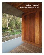 Madera y mueble / Wood and Furniture Sector - Asturex