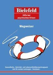 Wegweiser - Bielefeld