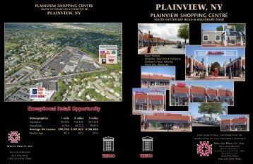 Plainview, nY - Welco Realty, Inc