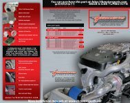 Turbonetics 350Z Turbo Kit Installation Manual 15134-t pdf