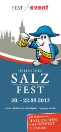 2013-09-08 Broschüre_Salzfest.indd - Festevent Halle