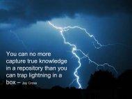 I Am What I Know \(I Am\)