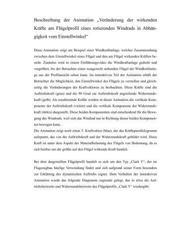 Beschreibung Kräfte am Profil (.pdf)