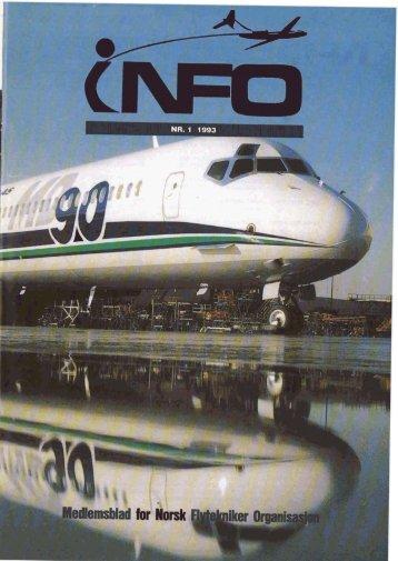 SAS - Norsk Flytekniker Organisasjon