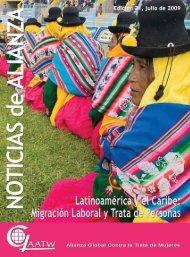 Migracion Laboral y Trata de Personas - Global Alliance Against ...