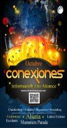 CONEXIONES Magazine Octubre 17