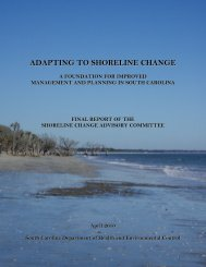 adapting to shoreline change - Climate Adaptation Knowledge ...