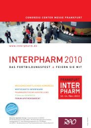 frankfurt - Interpharm