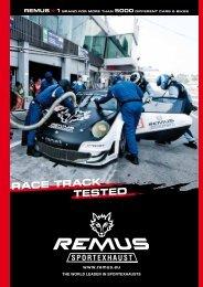 2012 Car Catalog - RemusUSA