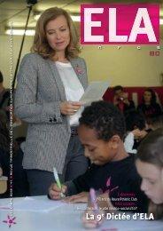 ELA Infos n°80 – décembre 2012