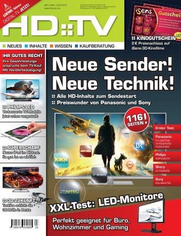 Schnupper-PDF-Datei - Digitalfernsehen