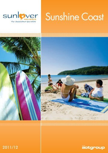 Sunshine Coast - Sunlover Holidays