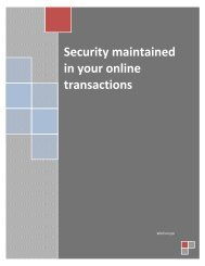 To read more download the Security best practices - WinEncrypt