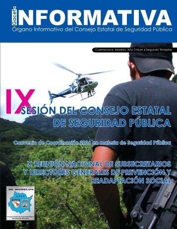 Número 6 - Gobierno del Estado de Morelos