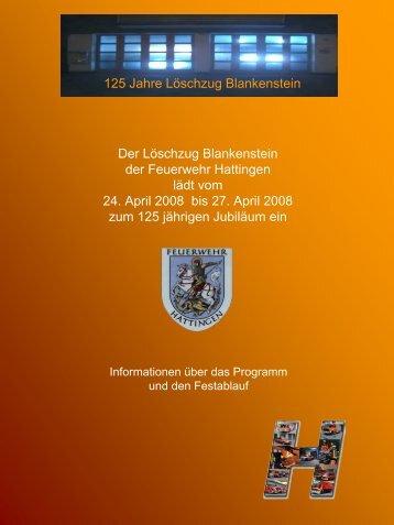 Vom 24.04.2008 - Feuerwehr Hattingen