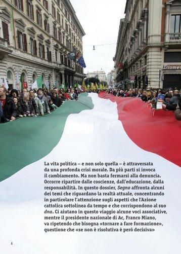 Segno XI 2011 - Azione Cattolica Italiana