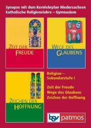 Religion – Sekundarstufe I Zeit der Freude Wege des Glaubens ...