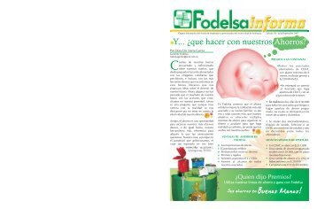 Boletin Ed. 50 Paula - FODELSA