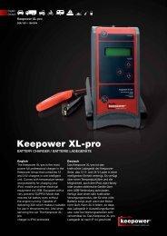 Keepower XL-pro (PDF - Version)