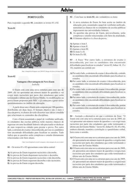 Agente Comunitario De Saude Agente Advise