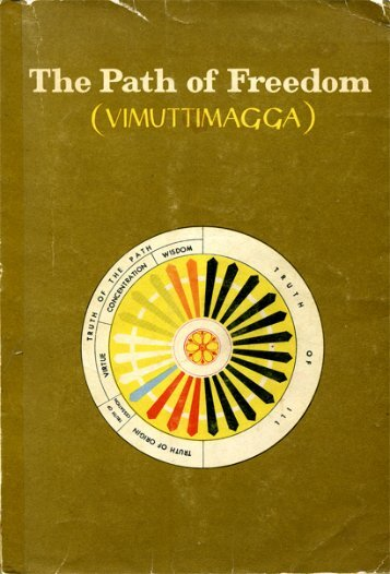 Path of Freedom [Vimuttimagga] - Urban Dharma