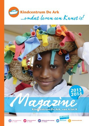 Magazine-Informatiegids-IKC-De-Ark