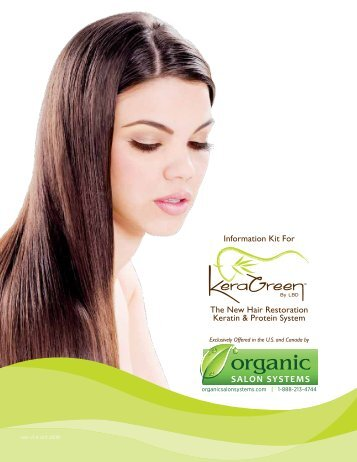 Professional Organic Salon Products – Changing Salons For The