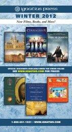 Winter 2012 - Ignatius Press