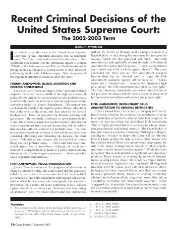 "the inconsistencies of the us supreme court decisions Notify the reporter of decisions, supreme court of the united states, wash-ington, d c 20543,  provides that ""any claim either of us asserts will be re."