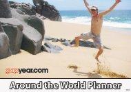 Around the World Planner v6.2 - Gapyear.com