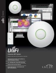 Enterprise WiFi System