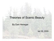 Theories of Scenic Beauty - Ideal.forestry.ubc.ca