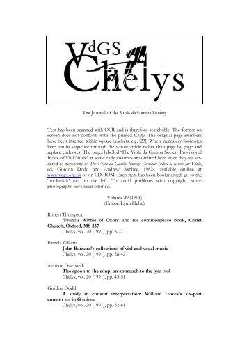 download.pdf - 2.7Mb - Viola da Gamba Society