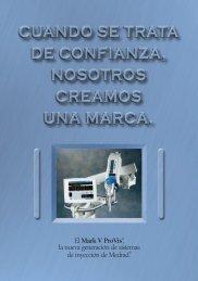 El Mark V ProVis®, la nueva generación de sistemas de inyección ...
