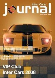 VIP Club Inter Cars 2008