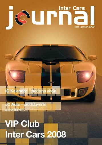 VIP Club Inter Cars 2008