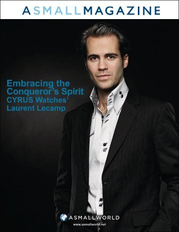 Laurent Lecamp - Cyrus