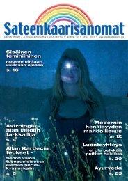 Lataa koko lehti 1 / 2013 - Sateenkaarisanomat