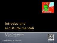 Presentazione - Marco Vicentini