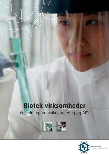 Vejledning om risikovurdering og APV - Industriens ...