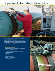 Pipeline Automated Ultrasonics - Oceaneering